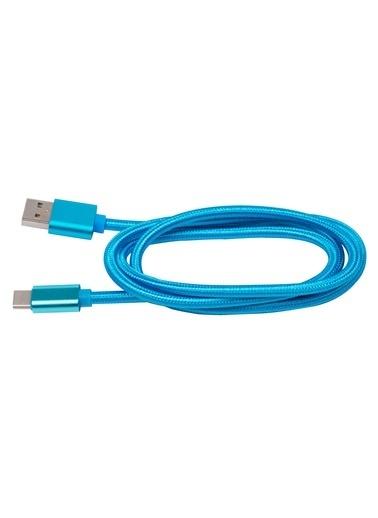 J2 Örgü Type-C USB Şarj ve Data Kablosu-Jacobson